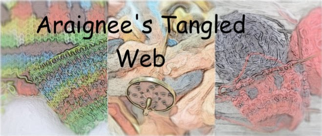 Araignee&#39;s Tangled Web