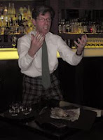 clark mcginn 'addressing the haggis'
