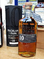 highland park 10 years old 'whisky live special'
