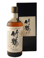 nikka 'taketsuru' pure malt 17 years old