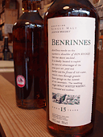 benrinnes 15 years old