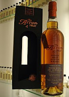 arran wine finish