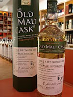rosebank 19 years old 'old malt cask'