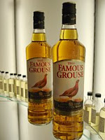 famous grouse bottles