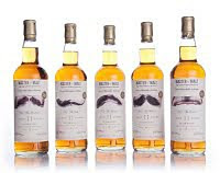 whisky 4 movember bottlings