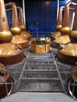 the still rrom at ailsa bay
