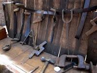 girvan cooperage - cooper's tools