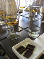 whisky and chocolate matching