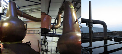 pulteney distillery stills and wormtub