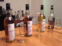 the sncnoc single malt range