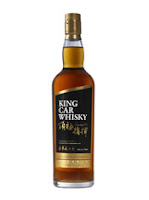 king car single malt whisky from kavalan