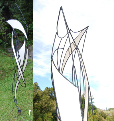 Harakeke Kinetic Sculpture