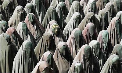 Väzenie menom Burka