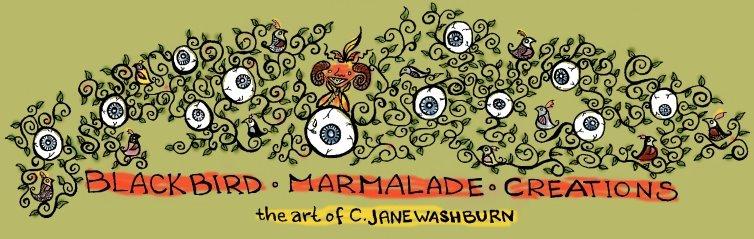 Blackbird Marmalade Creations
