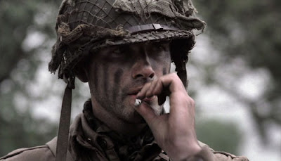 Matthew Settle i Band of Brothers