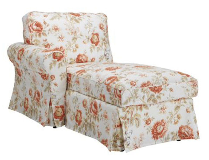 Belle Bouquet  Ikea Chaise Longue