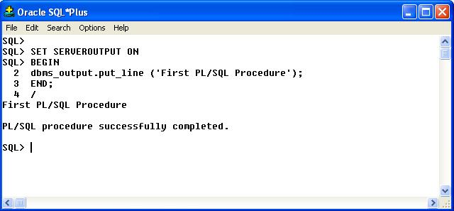 oracle basic pl sql with examples