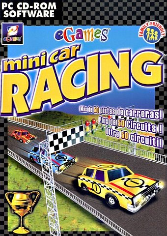 Mini Car Racing (PC) 2000