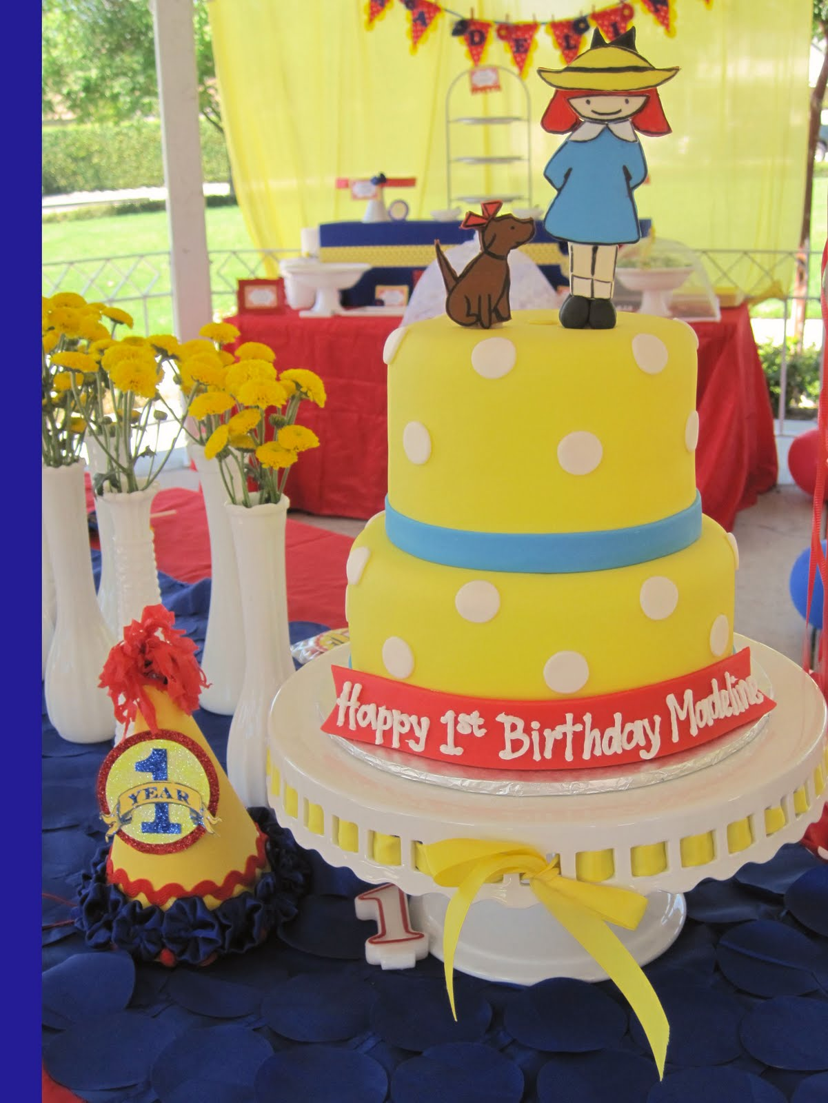 A Madeline 1st Birthday For Madamoiselle Madeline | LUX EVENTS AND ...