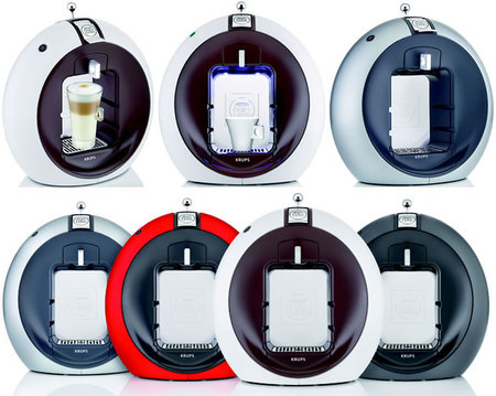 Nouvelle cafetiere dolce gusto