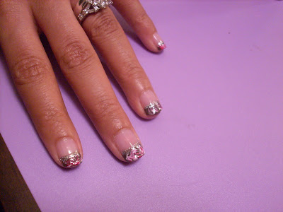 By Step Nail Art Designs