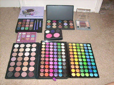 mac 120 eyeshadow palette. Smaller Eyeshadow Palettes