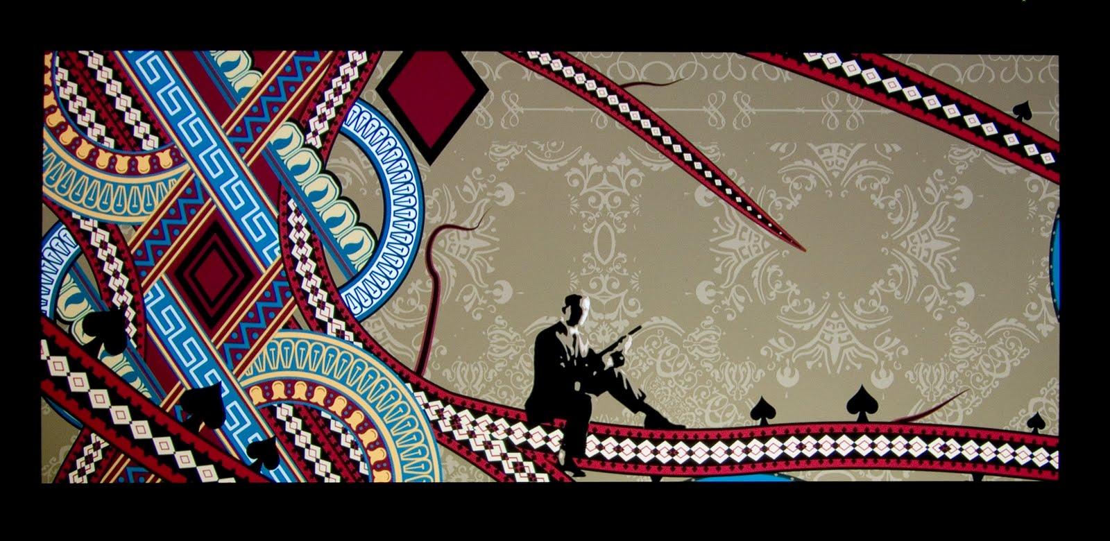 Casino royale opening credits music harrah casino kans city