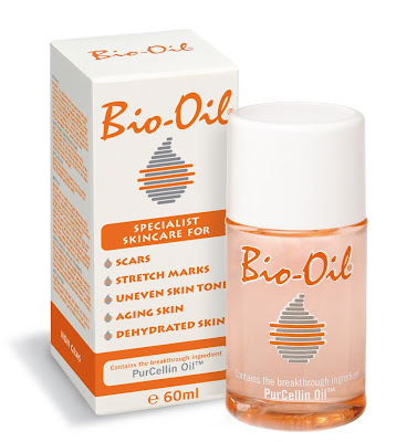 Bio Oil vergetures