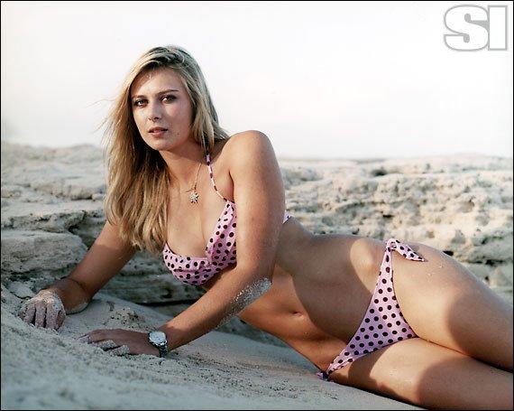 Maria sharapova hot sexy photos
