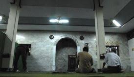 foto tiang masjid geser