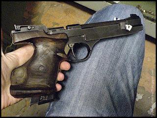 Фото: Спортивный пистолет ХР-70