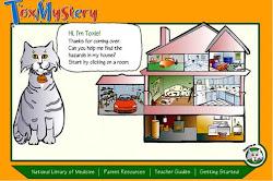 Tox Mystery - previna intoxicações em sua casa!