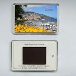 Ímanes em Acrílico com imagens diversas do Arquipélago da Madeira.