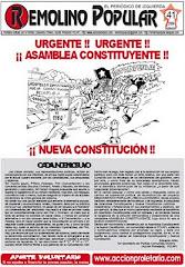 REMOLINO POPULAR N° 41, Septiembre 2009