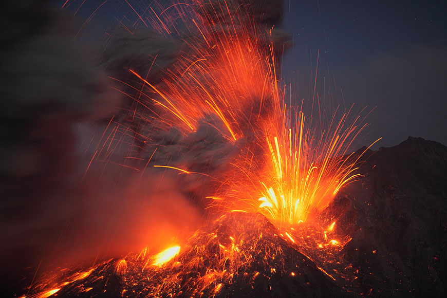 Volcans... VolcanJapon2009-90430