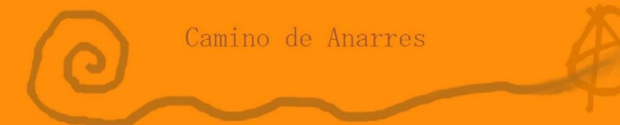 CAMINO DE ANARRES