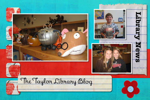 Taylor Library Blog