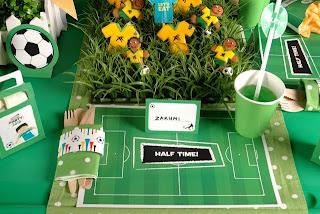 Tarjetas cumpleaños futbol para imprimir gratis - Imagui