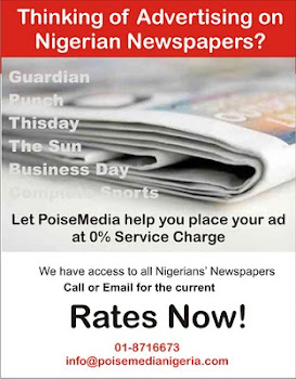 News Paper Advert RATE in Nigeria
