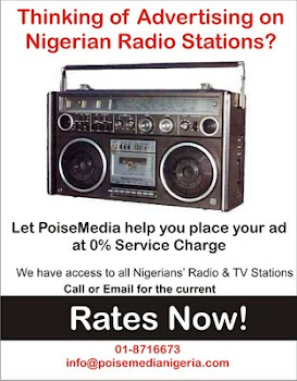 Radio and TV Ad RATE in Nigeria