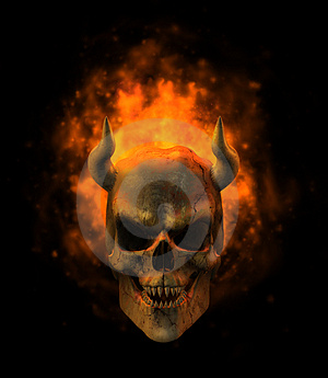 Demonic Skull Pics http://trustyourblackshirt.blogspot.com/2010/06/joy-of-raising-hell-part-2.html