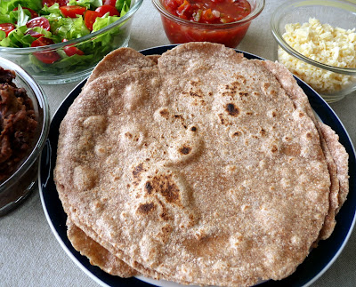 Wholw Wheat Tortillas