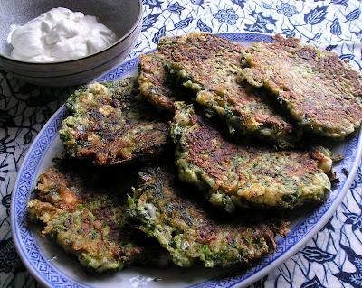 Mucver Turkish Zucchini Pancakes