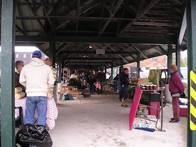 Owen Sound Farmers Market Exterior Vendors