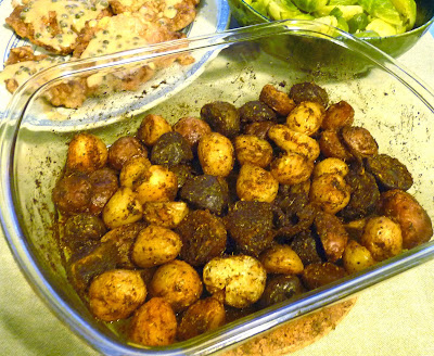 Multicultural Roast Potatoes