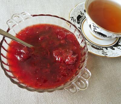Strawberry Mango Preserves