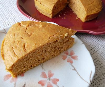 Caroline's Low-Sugar Sweet Potato Cake
