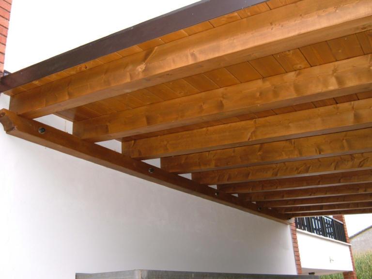 Maderas dise os proyectos octubre 2010 - Techos para pergolas de madera ...