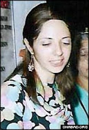 Rivka Holtzberg, wife of Gavriel, also murdered in Mumbai