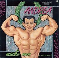 ANDREA - Macho Man (1987)
